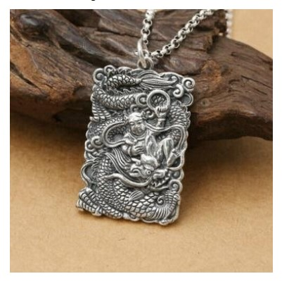 Take the right measurements wholesale sterling silver pendant